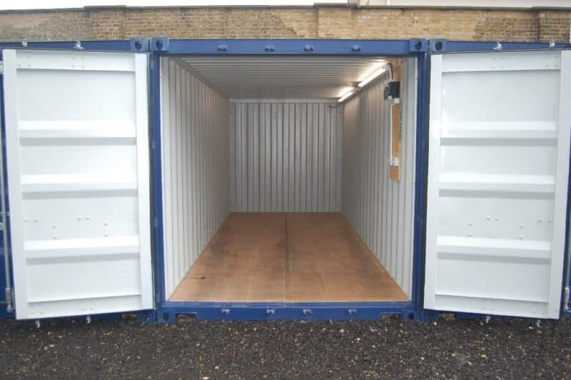 How To Optimise Your Storage Unit in Worthing