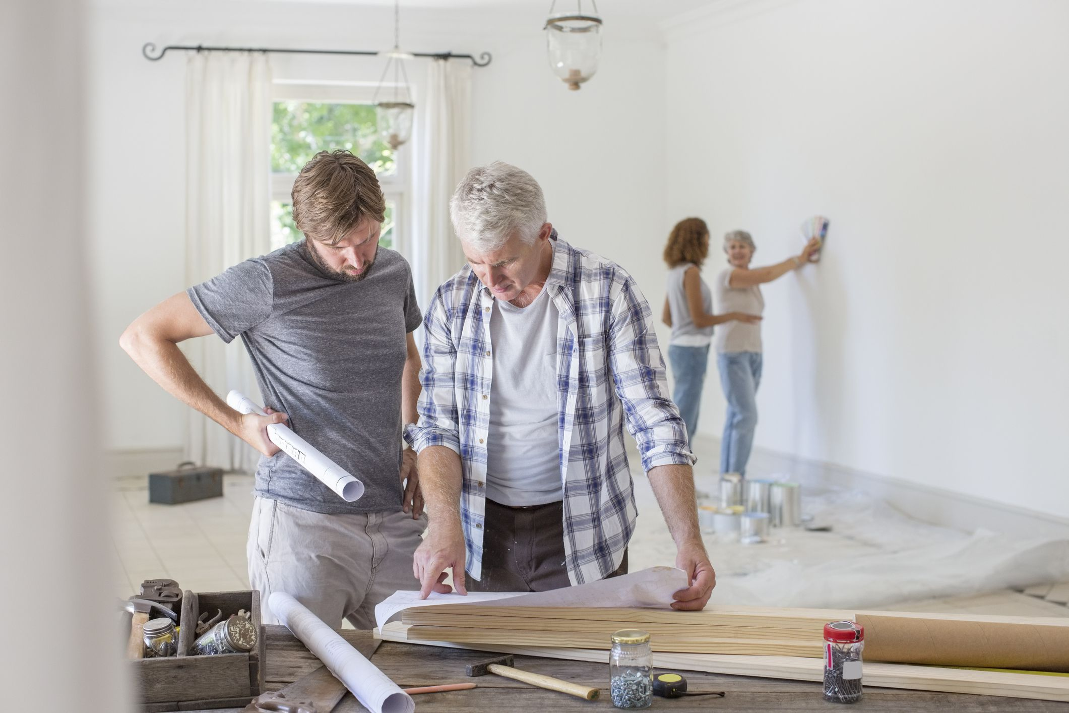 4 Things to Consider When Planning Home Renovations