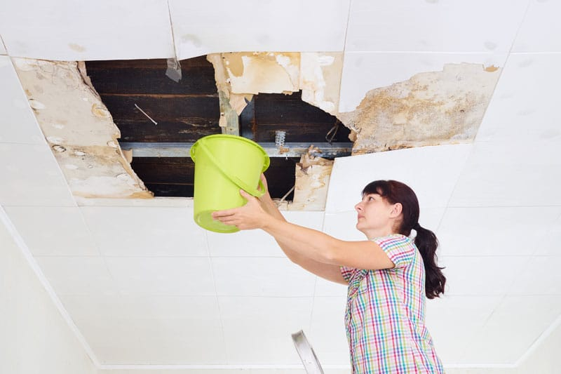 7 Risks of Putting Off Roof Leak Repairs | Crossover Roofing