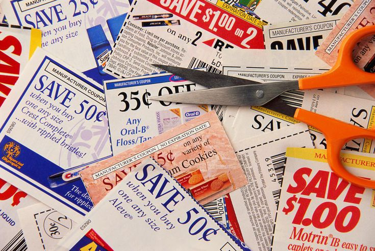 Coupon Categories and Sub-Categories