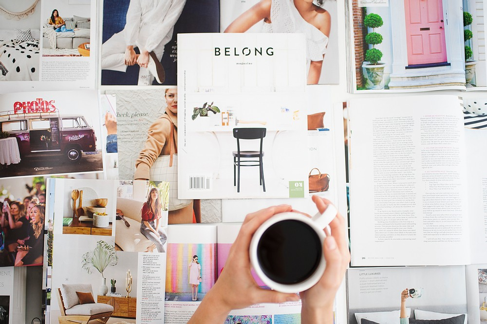 Declutter and Stop Catalogs