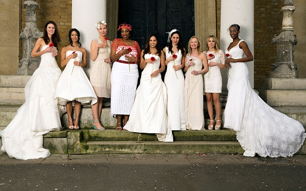 Donate an Old Wedding Dress