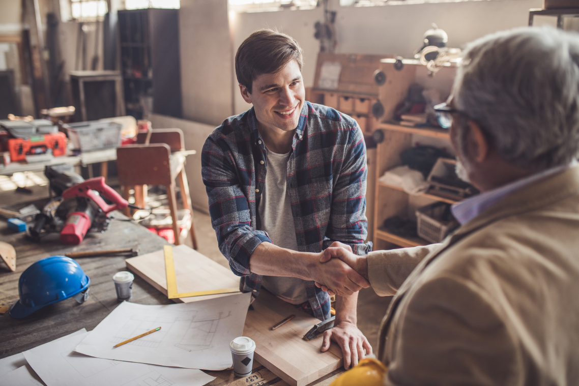 Tips to get customers to trust your tradesmen