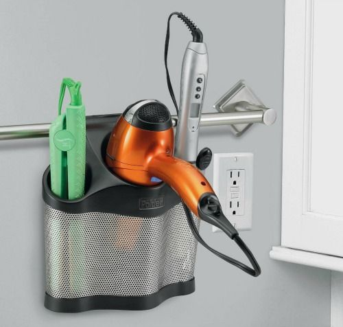 Hair Appliance Holder Ideas and Solutions
