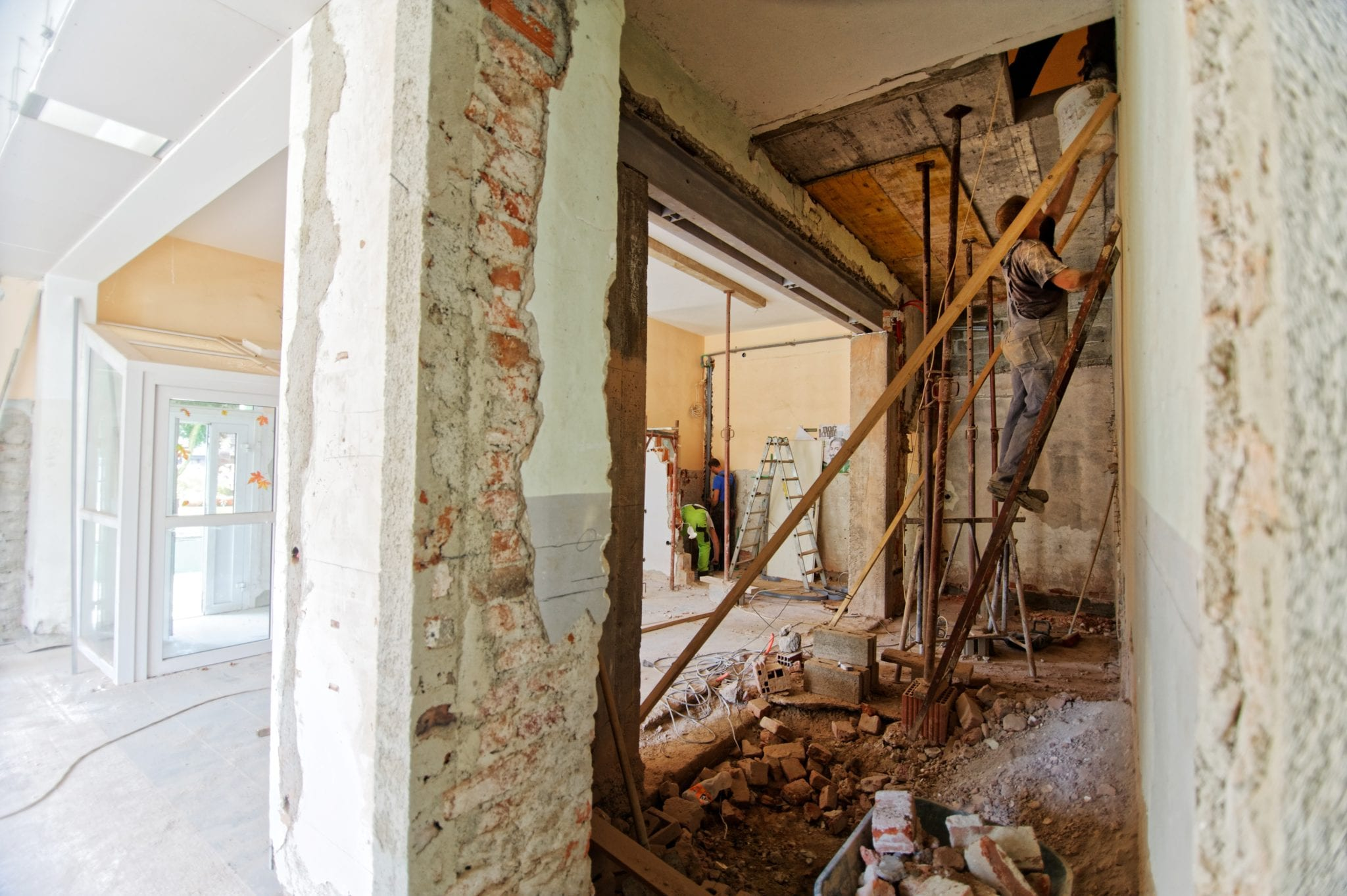 What To Do About Asbestos In Your Home