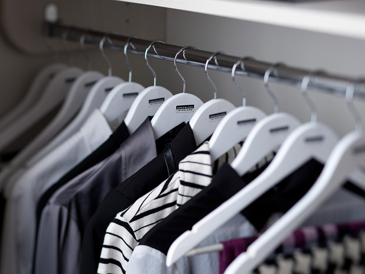 How to Declutter Hangers