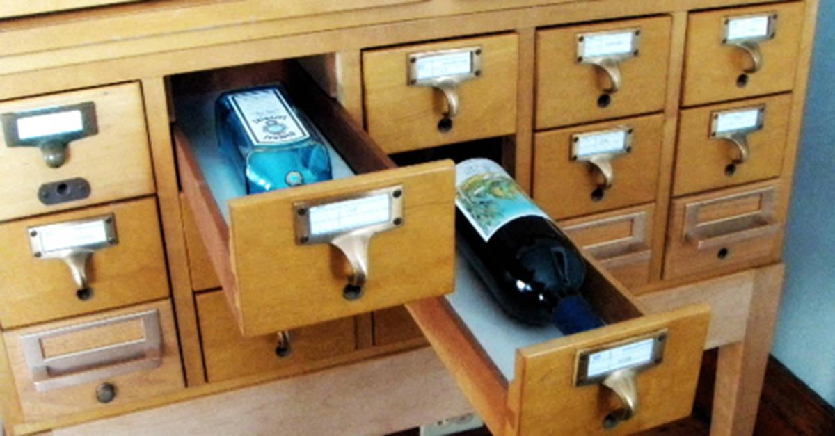 Liquor Storage Ideas and Solution
