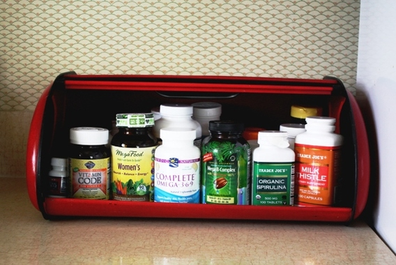Medication Organizer Ideas & Storage Solutions