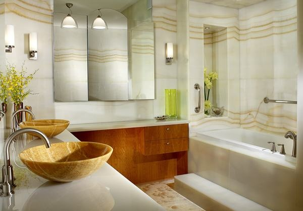 How to Give Your Bathroom The WOW Factor