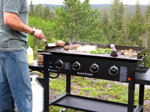 How to Choose the Best Outdoor Griddle?