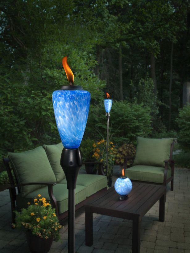 Tiki Glow Torch