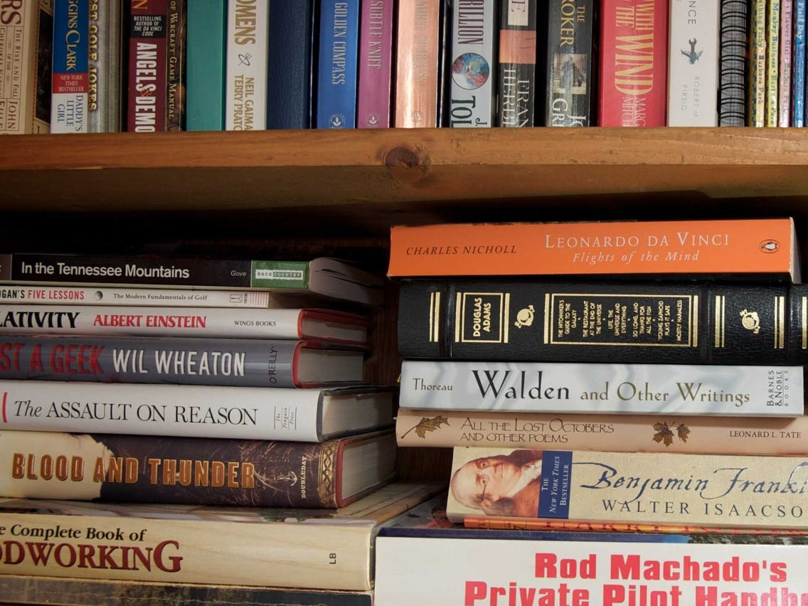 Top 10 Places Where You Can Sell Your Books for Cash