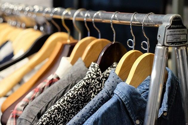 Types of Hangers to Declutter