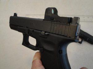 Burris Fastfire 3 Pistol Sight