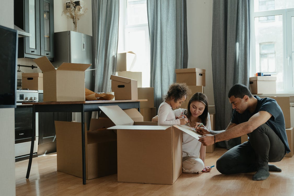 TIPS FOR NEW HOMEOWNERS MOVING TO A DIFFERENT STATE