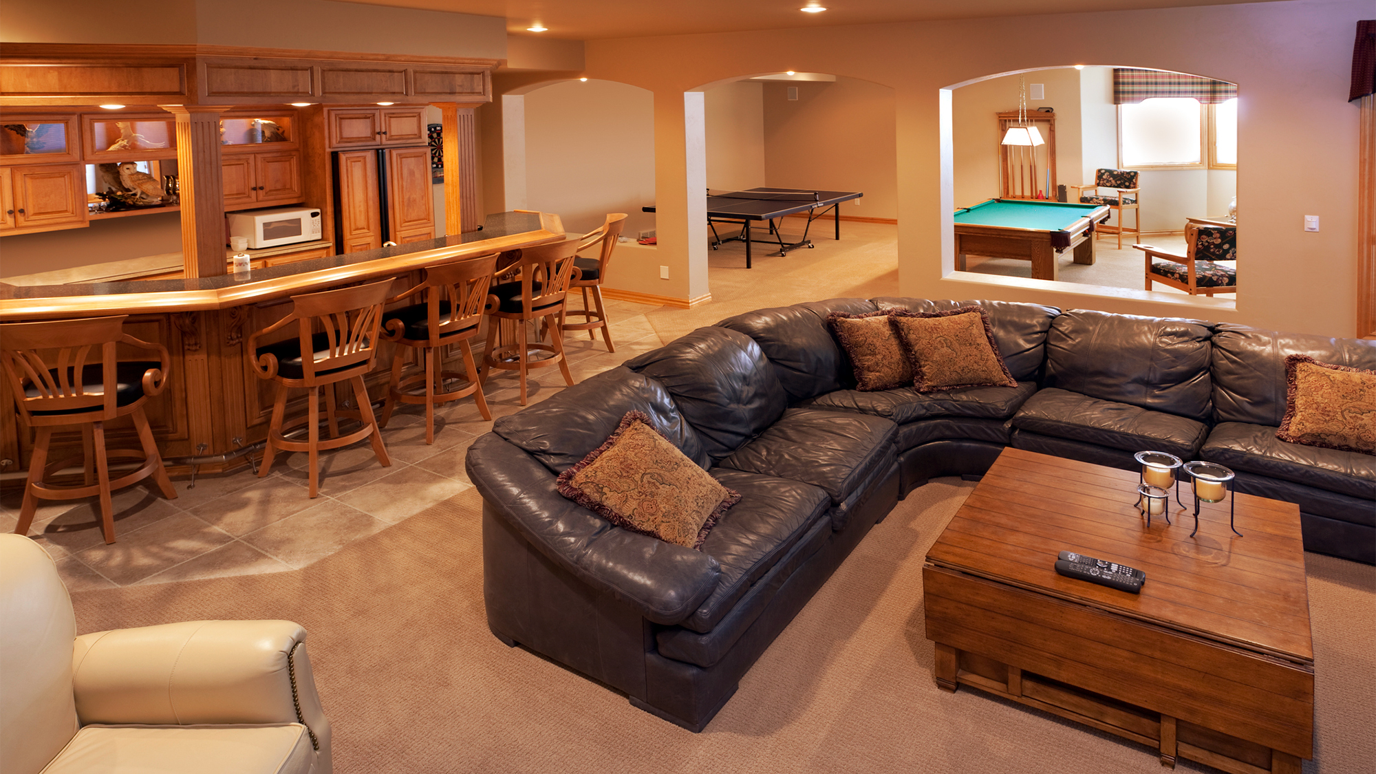 5 Tips to Improve Your Basement