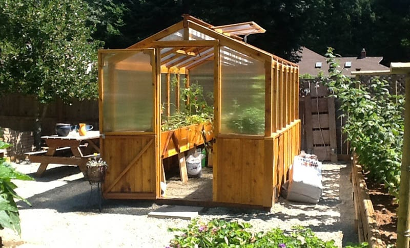 4 Reasons Why a Mini Greenhouse Is a Great Solution for Your Backyard