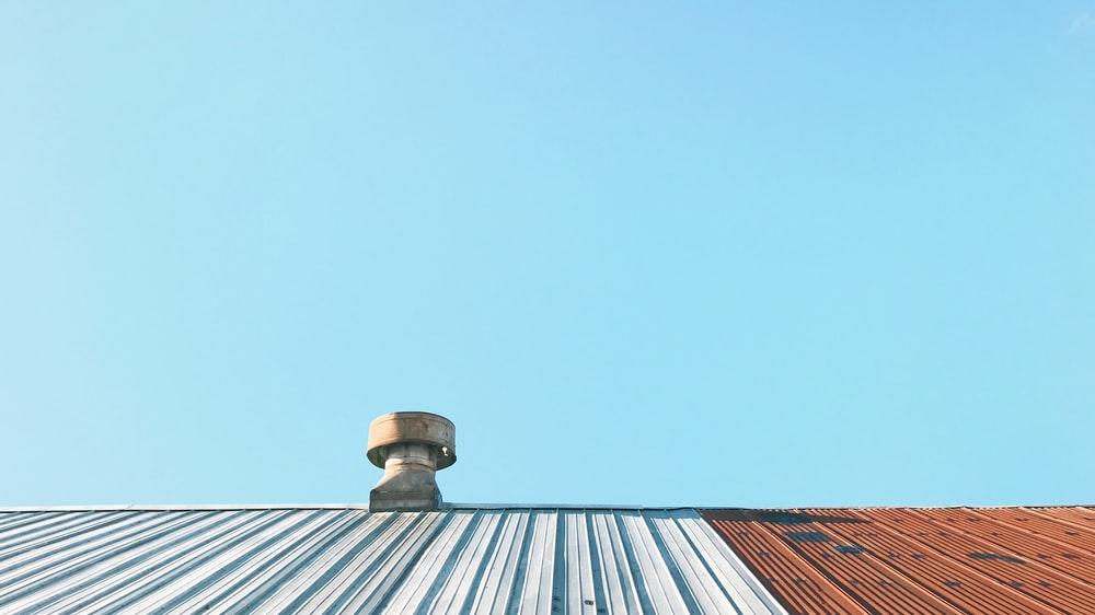 ventilator on roof