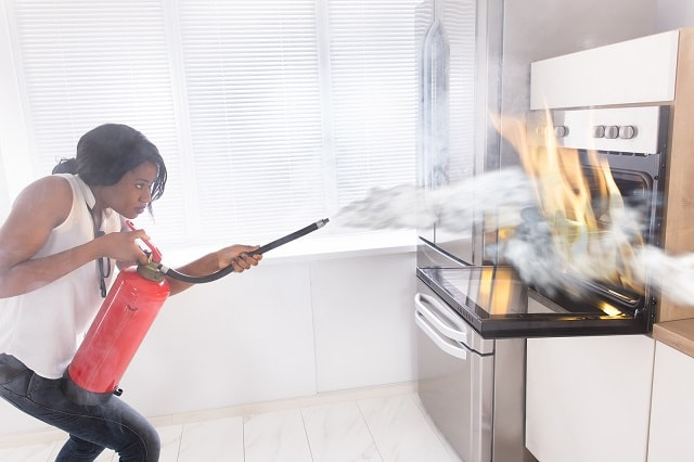Where Should You Place Your Fire Extinguisher