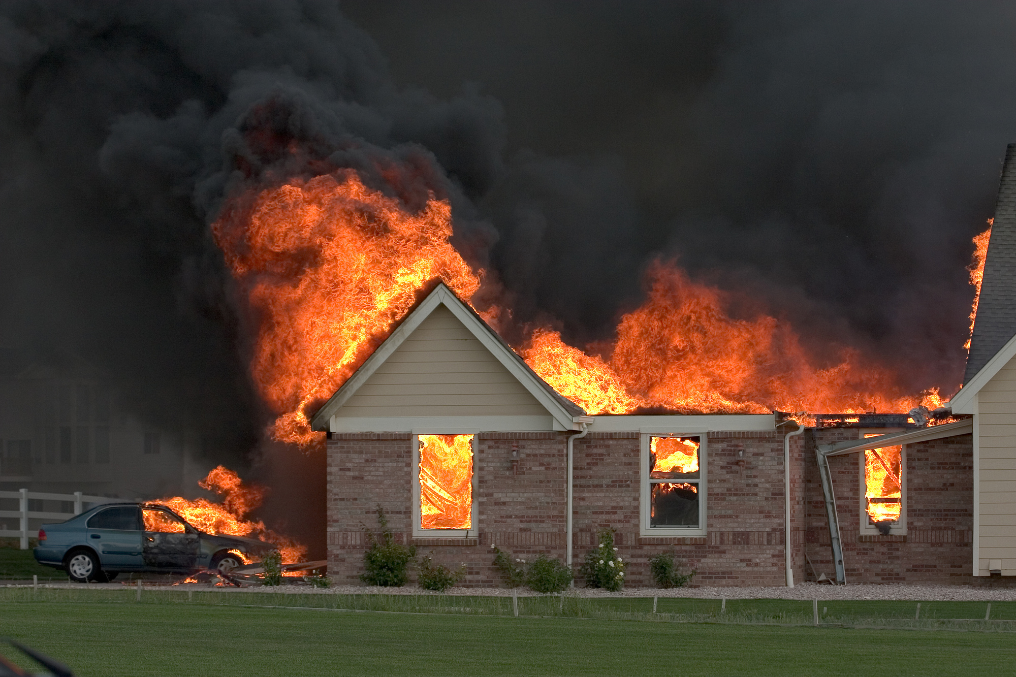 Title: How to Prevent House Fires From Destroying Your Home