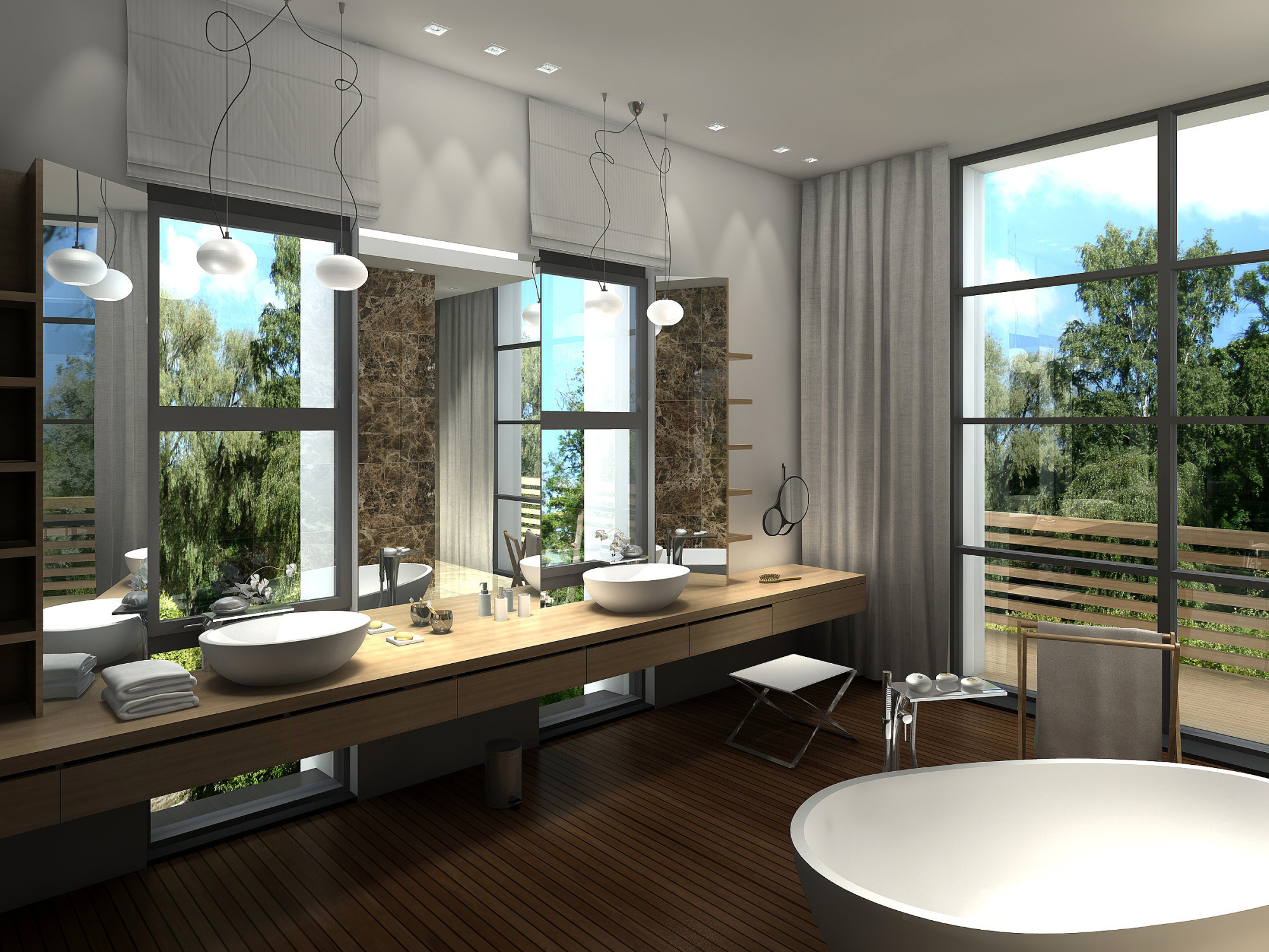 5 Great Renovation Ideas For a More Luxurious Bathroom