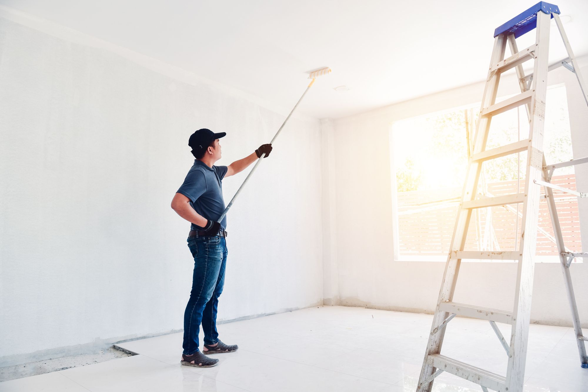 5 Ways to Prepare Your Home Before a Professional Paint Job