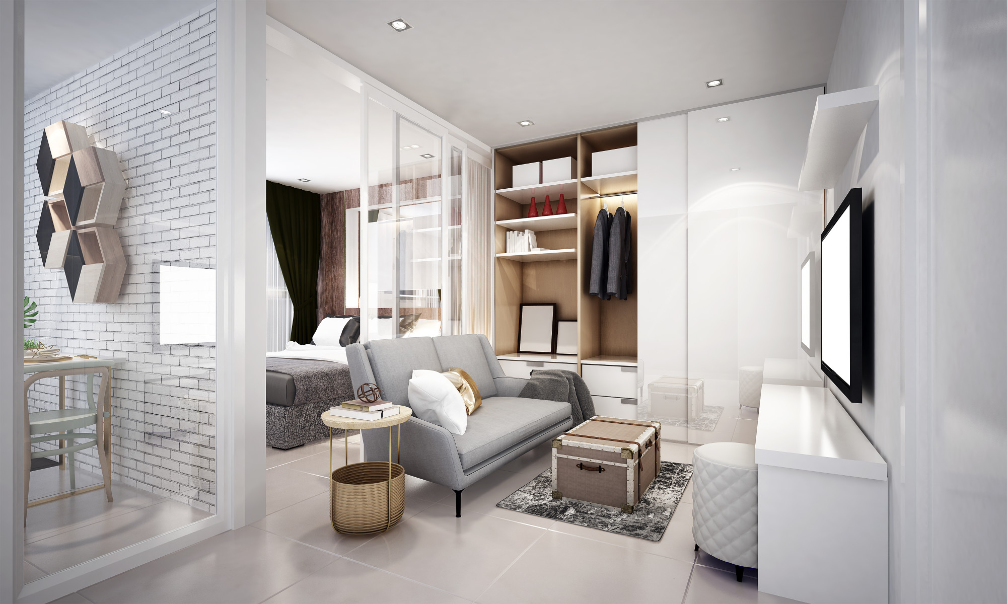 8 Effective Ways to Make the Most of Your Space in Small Apartments