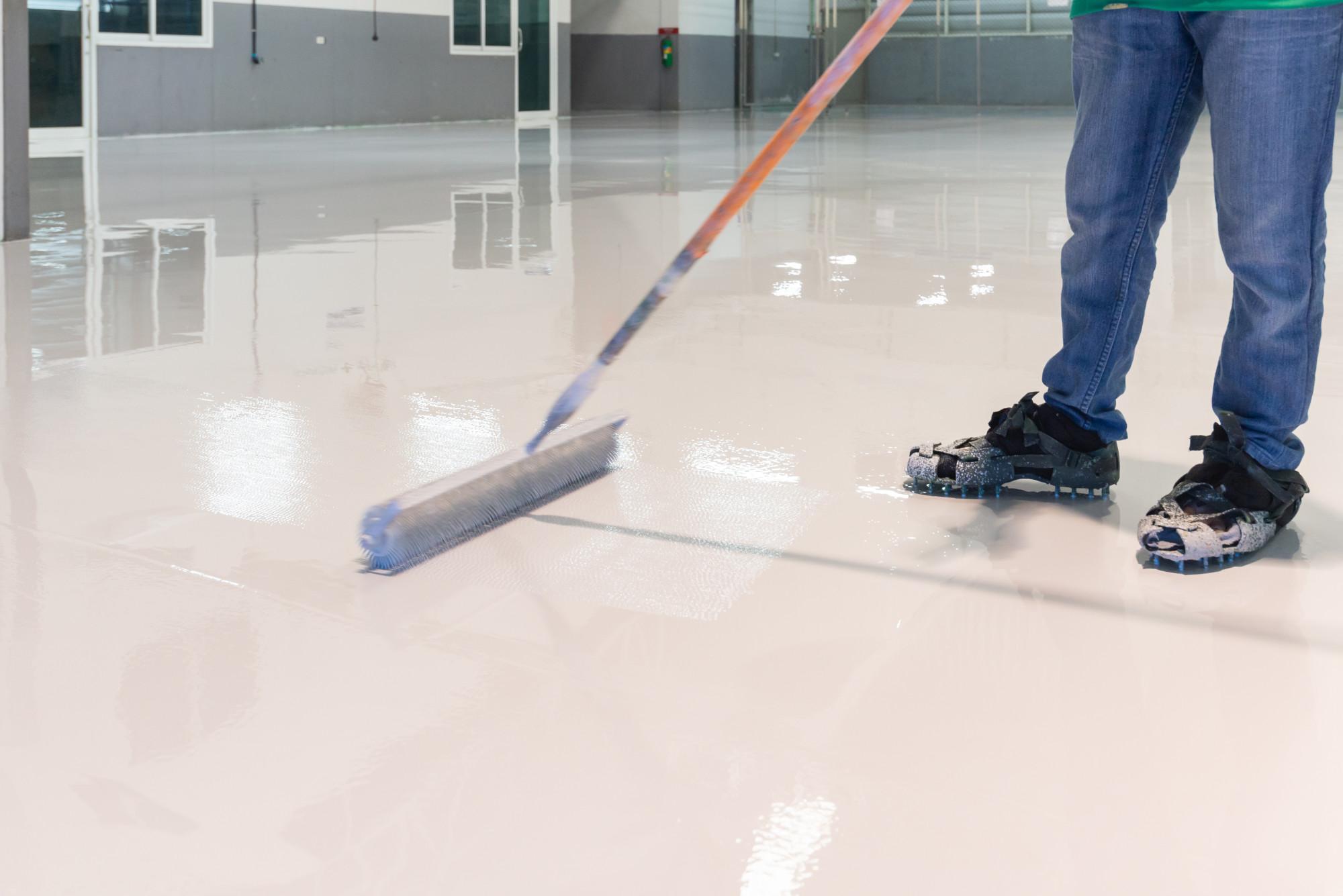 Protect Your Floors! 4 Reasons to Epoxy Coat Your Garage Floors