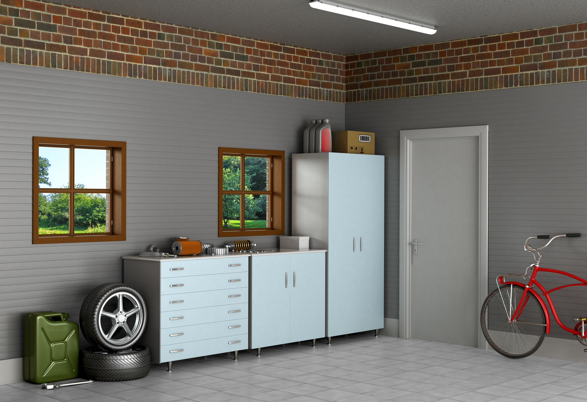 The Simple Steps to the Ultimate Garage Makeover